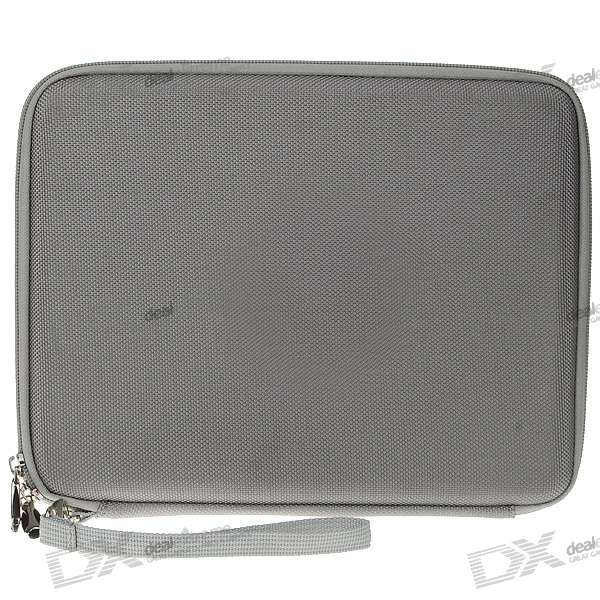 Protective EVA Case with Strap for   Ipad - Grey