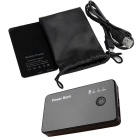2in1 Power Bank Spy Camera Motion Detection Digital Recorder - Black
