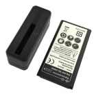 "Replacement 3.8V ""3800mAh"" Battery + USB 5V Battery Charging Dock for Samsung Galaxy S5 i9600"