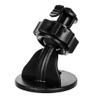 Adhesive 360' Rotatable Car Mount Holder for GPS / DVR & More - Black