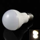 E27 5W 5730-SMD LED 380lm 3500K Warm White Light Lamp Bulb