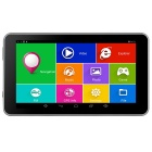 "TiaiwaiT 7"" HD MT8127A Quad-Core Android 4.4 Car GPS Navigator w/ Wi-Fi/Bluetooth/16GB ARG + BRA Map"