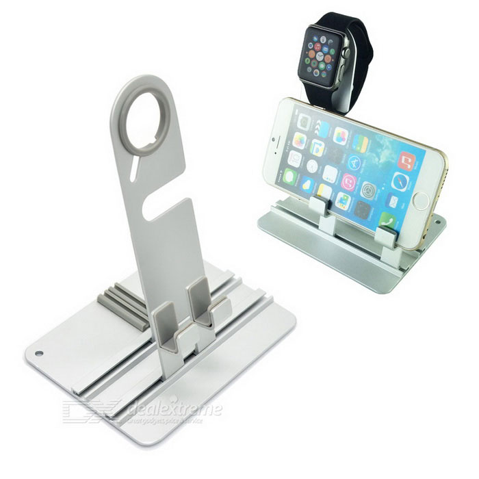 Charging Dock Stand Desktop Mount Holder for Apple Watch, IPHONE, IPAD