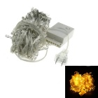 US Plug 9.5m LED Decorated Warm Light String Christmas Lights (AC 110V)