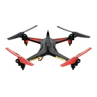 X250 2.4GHz 3D Tumble One-Button Headless Mode Quadrirotor - Black + Red