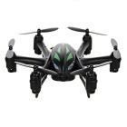 Wltoys Q282-G 5.8G HD Image Transmission 4-CH R/C Quadcopter w/ Gyro / Camera - Black + Green