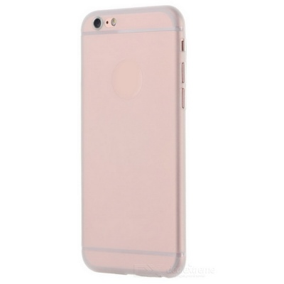Protective Matte Plastic Back Case for IPHONE 6/6S - Translucent White