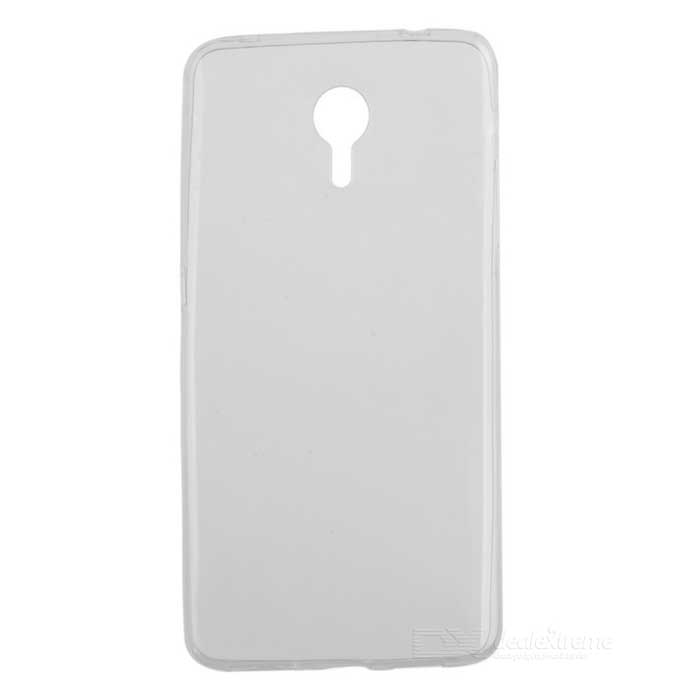Silicone Case w/ Screen Protector for Letv 1 Pro (X800) - Transparent