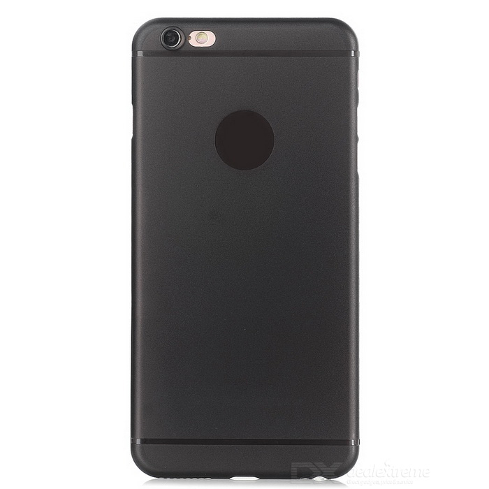 Matte Back Case Cover for IPHONE 6 PLUS / 6S PLUS - Translucent Black