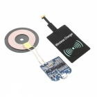Universal DIY PCBA Qi Wireless Charger Receiver Module - Blue + Black