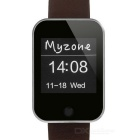 W5S Waterproof Bluetooth V4.0 Smart Watch w/ 4GB ROM, Message Reminder, Health Tracker, Pedometer