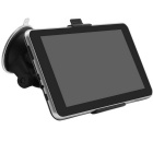 "TiaiwaiT 7"" HD Android 4.4 Car GPS Navigator w/ Wi-Fi, RUS Map"