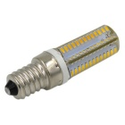 E14 5W 104 3014SMD LED 400lm Warm White Light Corn Bulb AC 220V (4PCS)