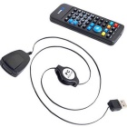PC Laptop IR Remote Controller for XP Vista - Black