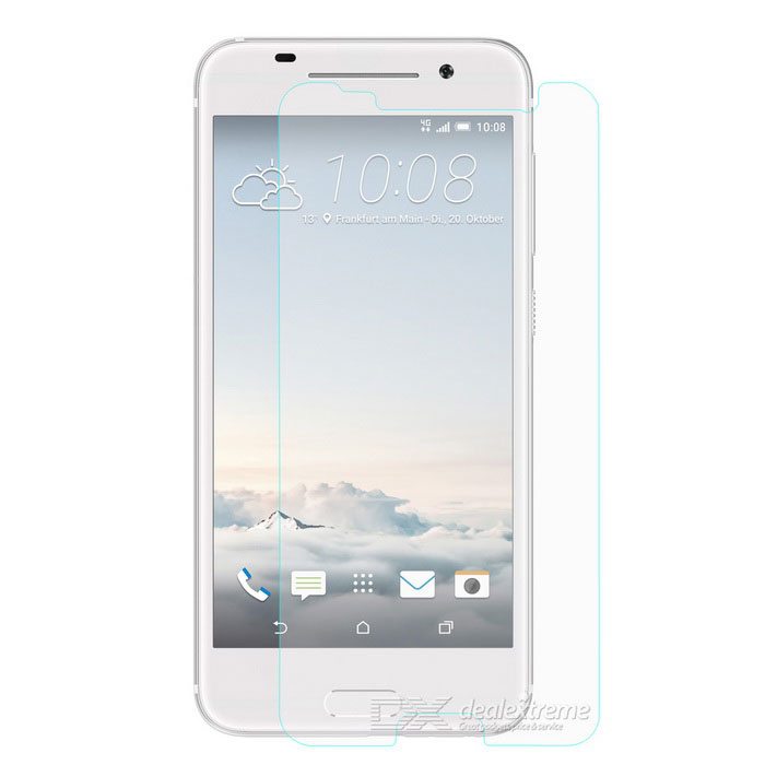 Hat-Prince 0.26mm 9H Glass Screen Guard for HTC One A9 - Transparent