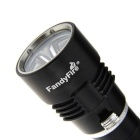 FandyFire 3-L2 XM-L2 LED Cold White Diving / Land Lighting Flashlight
