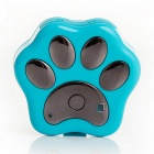 Reachfar RF-V30 Dog / Cat Wi-Fi GPS Multifunctional Pet Tracker - Blue