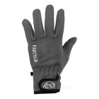 Wind Tour Anti-Slip Warm Touch Screen Full Finger Gloves - Grey (M)