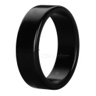 Magic Trick Prop Magnetic Ring - Black (Size: L)