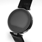 S365 SMS Watch Phone w/ Sedentary Reminder,Remote Camera - Black