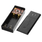 Protective ABS Case for 2*18650 USB Mobile Power - Black