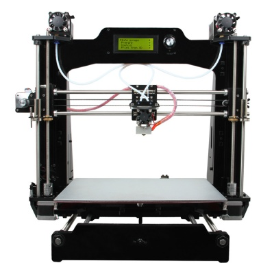 Geeetech Prusa I3 M201 3D Printer Kitit 1.75mm Filament / 0.4mm Nozzle