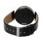 S365 Smart Watch w/ Heart Rate Monitor for Android, IOS - Black