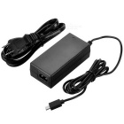 19V 1.75A US Plugss Laptop Power Adapter for ASUS X205T, X205TA - Black