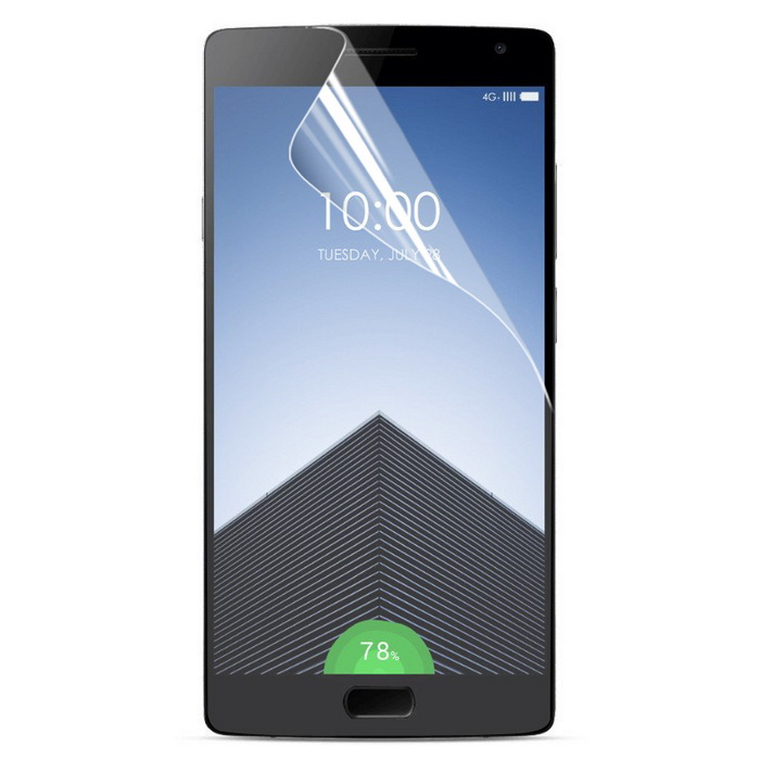 ENKAY Clear HD Protector de pantalla de PET para OnePlus Two