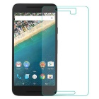 TOCHIC Tempered Glass Screen Protector Film Fitting for LG Nexus 5X - Transperent
