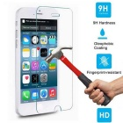 Tempered Glass Screen Cover Guard for IPHONE 5 / 5S / 5C - Transparent