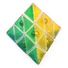 9.8cm 3-Layer Special Pyramid Triangle Magic Cube Puzzle Toy