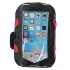 Sports Armband for IPHONE 6 PLUS / 6S PLUS - Black + Red