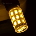 JRLED G9 5W High Light Ceramic Bulb Warm White 200lm 27-SMD (3PCS)