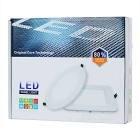 15W painel luz branca quente 3000K 1350lm 75-SMD + LED driver - branco