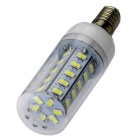 E14 4W 36-LED 900lm Cold White Light 5730-SMD Corn Light Bulb (5PCS)