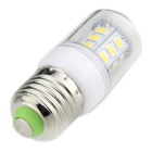 E27 3W 24-LED 420lm Warm White 5730 SMD Corn Light Bulb (5PCS)