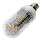 E14 4W 36-LED 900lm Warm White 5730 SMD Corn Light Bulb (5PCS)