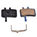 IIIPRO Sintered Bike Ling Brake Shoe/ Pads for AVIDMECHANCAL - Black