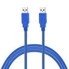 USB 3.0 Male to Male Data Sync Cable - Blue (103cm)