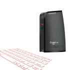 Cager  BK50 Wireless Laser Projection Keyboard Mouse w/ Bluetooth Speaker, 5200mAh Mobile Power