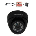 HOSAFE 1MD1B 1.0MP 720P HD IP Camera w/ POE Kit , 24-IR-LED, ONVIF, Motion Detection
