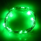 Leadbike 2-Mode 20-LED Bike Wheel Spoke Light Green Light - White