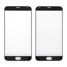 SKILIWAH Front Screen Glass Replacement Part for MEIZU MX5 - Black