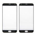 SKILIWAH Front Outer Screen Glass Replacement Part for MEIZU MX5 - Black
