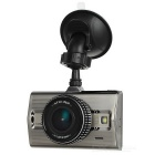 "M9 3.0 ""TFT 1080P FHD CMOS 96655 + 322 Chipset 5.0MP 170 'WDR Car DVR Caméscope - Argent"