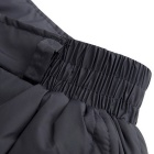 Men's Winter Cold Weather Warm Keeping Long Down Pants - Black (L)