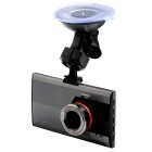 "A8 1080P 3"" Car DVR w/ 170' A+ Wide Viewing Angle Lens - Black + Grey"