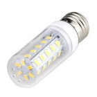 E27 4W 36-LED 900 lm AC220V Warm White 5730 SMD Corn Light Bulb (5PCS)