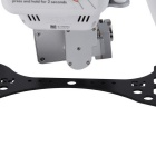 Carbon Fiber Gimbal Camera Guard Board & Strap For Phantom 3 - Black